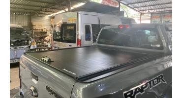 Nắp thùng cuộn Ford Ranger Raptor hiệu Sport X4