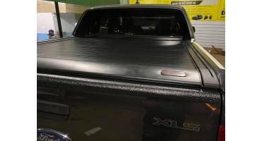 Nắp thùng cuộn điện Ford Ranger hiệu Option 4x4